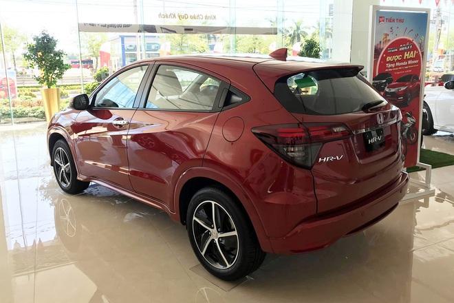 honda hrv 3 15991942308161115317362 Honda HR-V 2020 nhận cọc tại đại lý: Thêm trang bị mới, giảm giá gần trăm triệu, đe doạ Kia Seltos