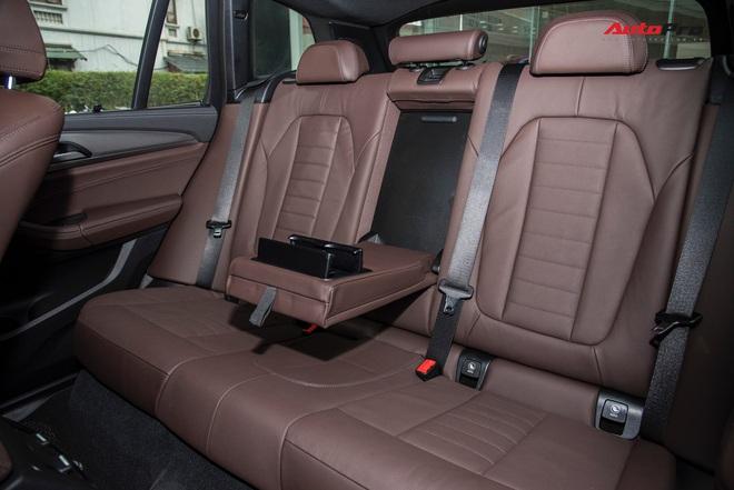 BMW X3 M Sport 2021 về đại lý: Giá gần 3 tỷ, thêm 12 trang bị mới, đấu Mercedes-Benz GLC 300 - Ảnh 13.