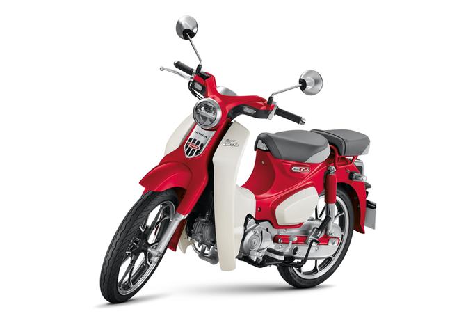 Honda Super Cub C125 đời mới ra mắt Việt Nam: Bổ sung yên sau, giá đắt ngang SH