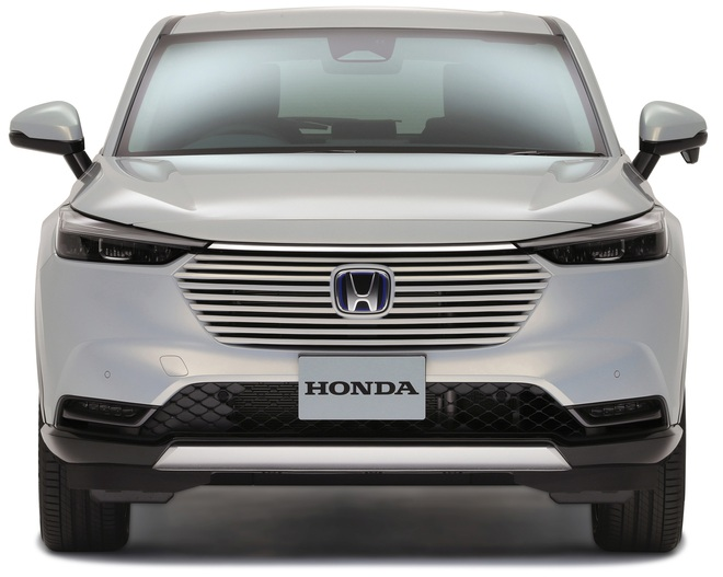 Ra mắt Honda HR-V 2021: Thiết kế lột xác, đèn hậu như Porsche Macan, thêm nhiều công nghệ mới