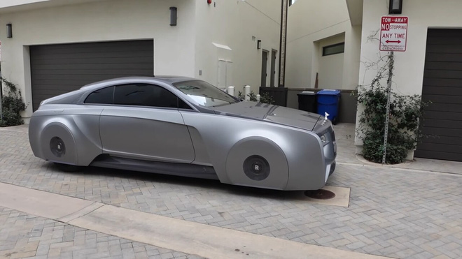 Chuyen it biet ve chiec Rolls-Royce sieu doc cua Justin Bieber Do 3 nam ban dau khong muon lam