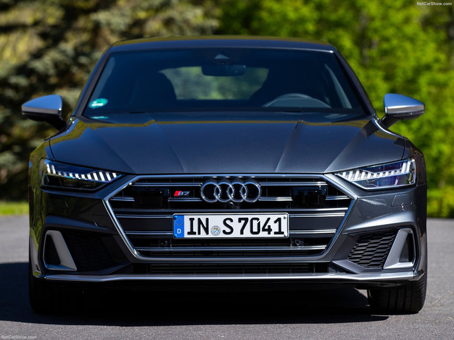 audi s7sportbacktdi 2020 1600 2e 1616901748020537096009 Audi S7 Sportback 2021 đầu tiên về Việt Nam: Xe chơi nước Đức giá không dưới 4 tỷ đồng