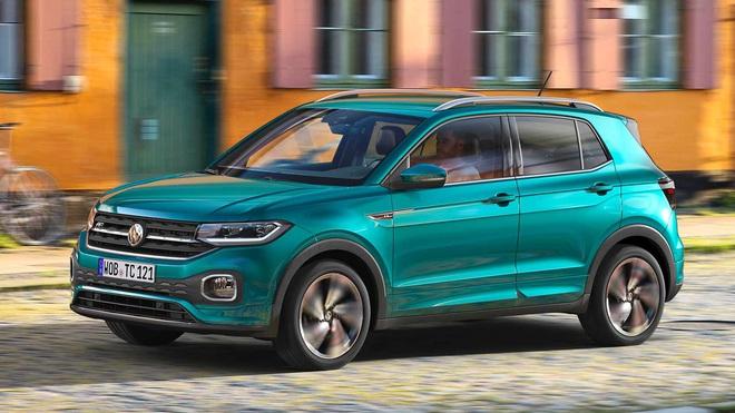 autopro volkswagen t cross 2021 ve viet nam 4 1617069329348214487625 crop 1617072124531852329074 VW T-Cross sắp bán tại Việt Nam: Xe Đức cạnh tranh Kia Seltos và Hyundai Kona