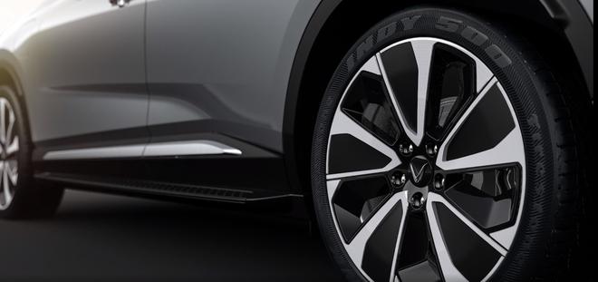 autopro vinfast vf e35 2021 viet nam 10 1617234875577898440381 Lộ diện VinFast VF e35: Cỡ ngang Mercedes GLC, đặt cọc từ tháng 9, bán cả trong nước và Mỹ, Canada