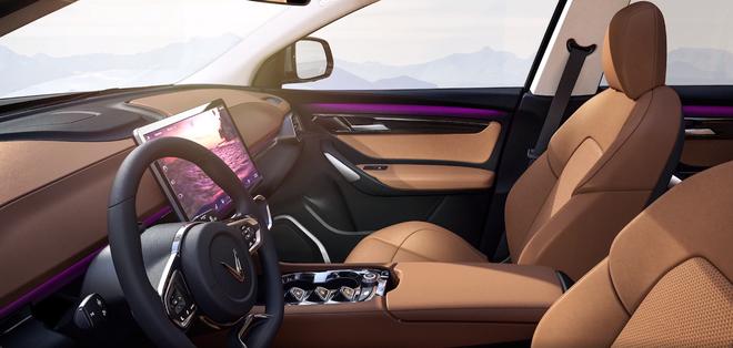 autopro vinfast vf e35 2021 viet nam 6 16172348755501819255587 Lộ diện VinFast VF e35: Cỡ ngang Mercedes GLC, đặt cọc từ tháng 9, bán cả trong nước và Mỹ, Canada
