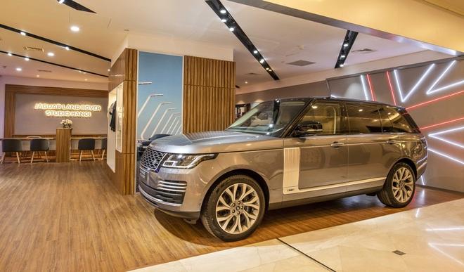 Kham pha studio moi cua Jaguar Land Rover tai Ha Noi