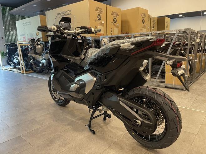 Honda X-ADV 2021 ve Viet Nam Xe tay ga nhung co kha nang off-road gia khong duoi 400 trieu dong