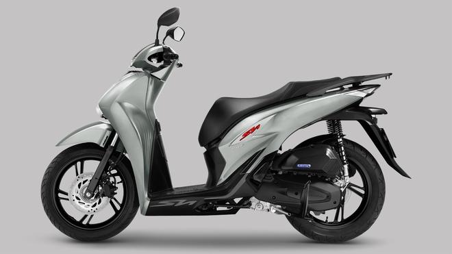 Honda SH đời mới ra mắt Việt Nam: Tăng giá 500 nghìn đồng và bổ sung phiên  bản màu tương tự SH 350i