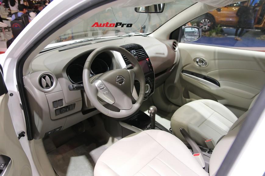 Cận cảnh Nissan Sunny facelift 2018 hứa hẹn đe dọa doanh số Toyota Vios trong nay mai - Ảnh 14.