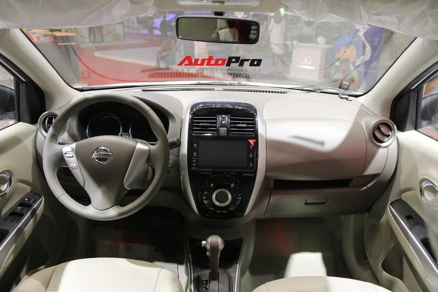 Cận cảnh Nissan Sunny facelift 2018 hứa hẹn đe dọa doanh số Toyota Vios trong nay mai - Ảnh 15.