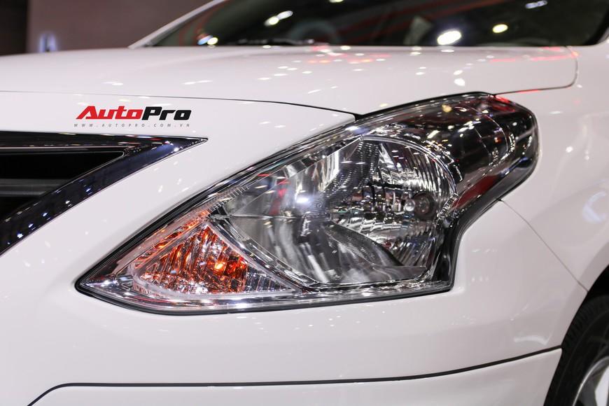 Cận cảnh Nissan Sunny facelift 2018 hứa hẹn đe dọa doanh số Toyota Vios trong nay mai - Ảnh 11.