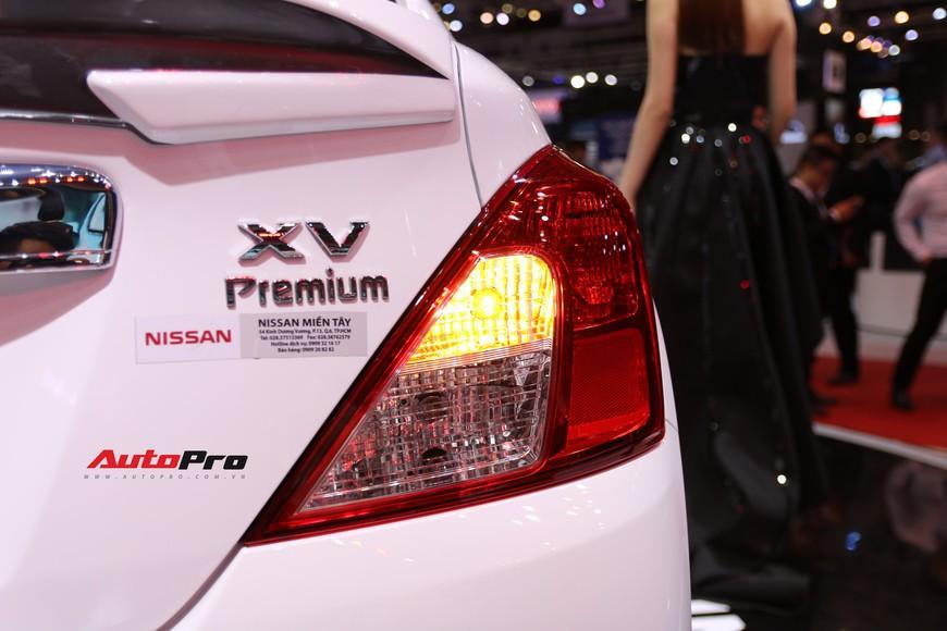 Cận cảnh Nissan Sunny facelift 2018 hứa hẹn đe dọa doanh số Toyota Vios trong nay mai - Ảnh 10.