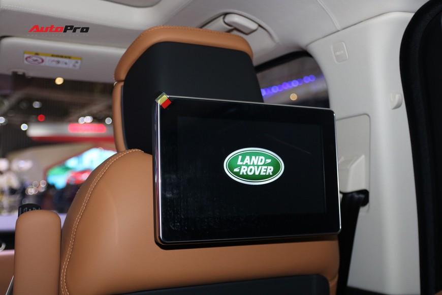 Chi tiết Range Rover Autobiography LWB - SUV sang tiền tỉ trình làng tại Triển lãm Ô tô Việt Nam 2018 - Ảnh 13.