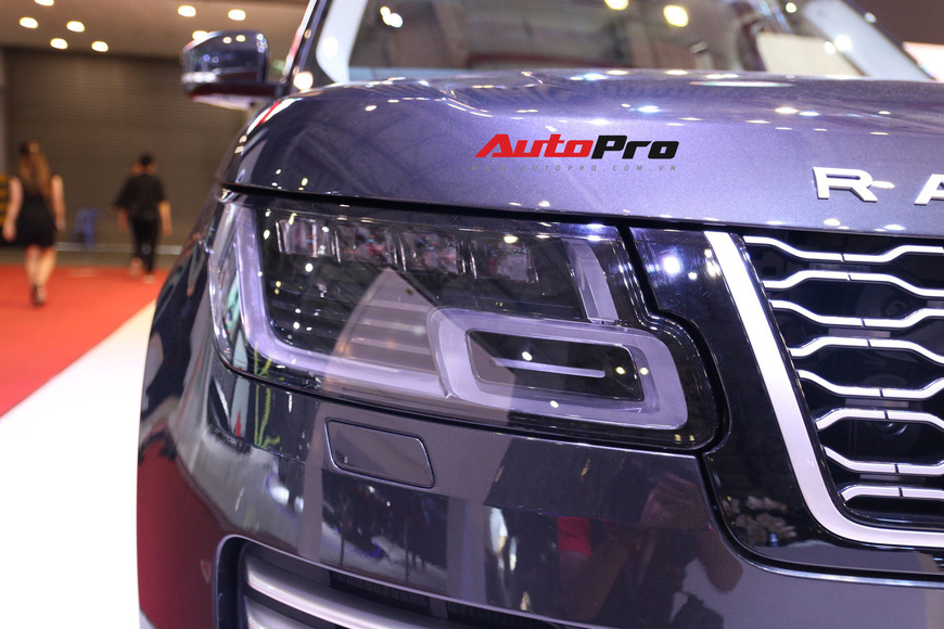 Chi tiết Range Rover Autobiography LWB - SUV sang tiền tỉ trình làng tại Triển lãm Ô tô Việt Nam 2018 - Ảnh 20.