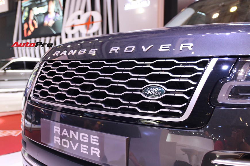 Chi tiết Range Rover Autobiography LWB - SUV sang tiền tỉ trình làng tại Triển lãm Ô tô Việt Nam 2018 - Ảnh 19.
