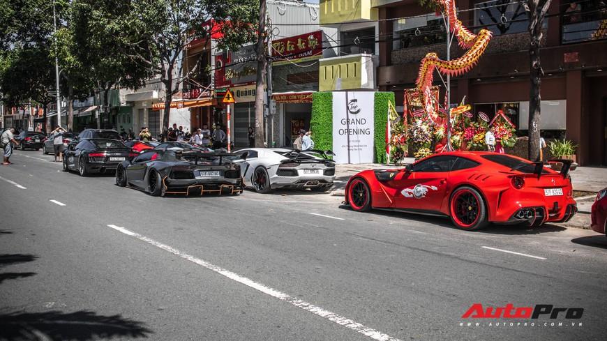 Đây là những hình ảnh cho thấy Cường Đô-la vẫn là người được lòng giới siêu xe nhất tại Việt Nam - Ảnh 16.