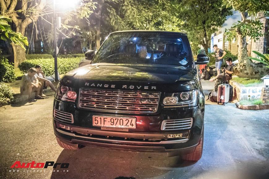 Minh nhựa mang Pagani Huayra, Lamborghini Aventador SV cùng dàn xe khủng đi Phan Thiết ăn mừng ngay trong đêm - Ảnh 8.