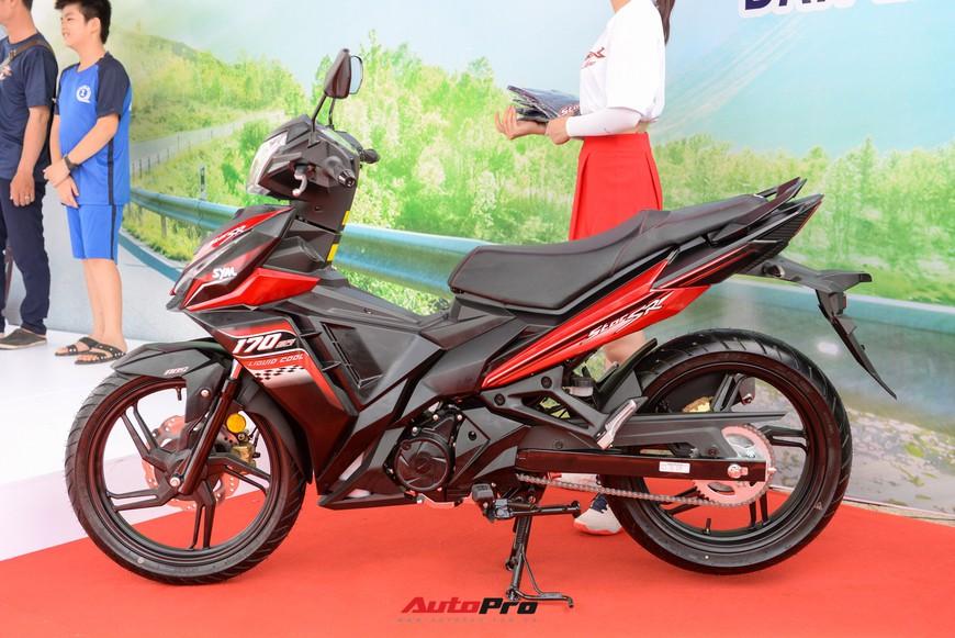 Chi tiết xe côn tay SYM Star SR 170 - Bài toán dễ giải của Yamaha Exciter và Honda Winner tại Việt Nam - Ảnh 1.