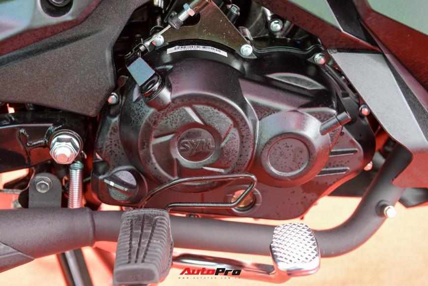 Chi tiết xe côn tay SYM Star SR 170 - Bài toán dễ giải của Yamaha Exciter và Honda Winner tại Việt Nam - Ảnh 3.