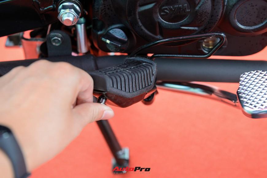 Chi tiết xe côn tay SYM Star SR 170 - Bài toán dễ giải của Yamaha Exciter và Honda Winner tại Việt Nam - Ảnh 10.
