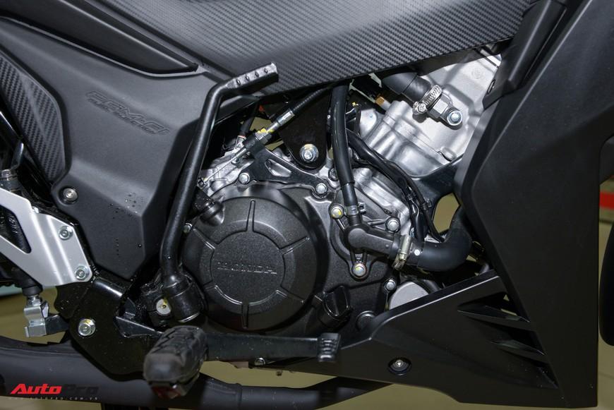 Chi tiết Honda Winner thay dàn chân ngầu hơn tại đại lý - Chiêu kích cầu cho xe côn tay hết hot - Ảnh 7.