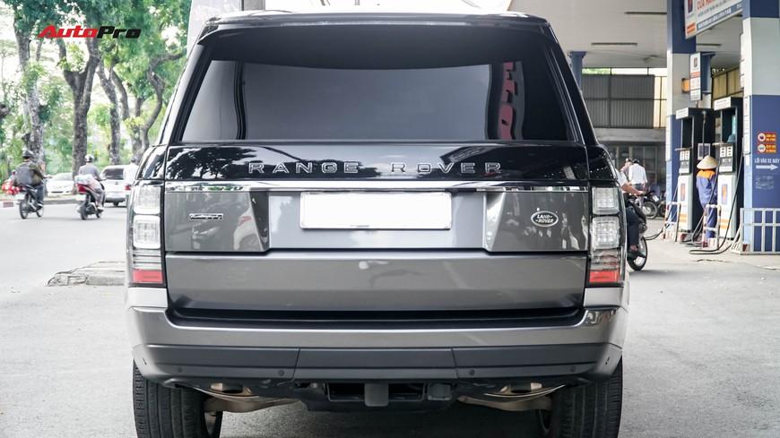 Range Rover Autobiography LWB Black Edition giá 8 tỷ - Giá của xe hiếm chỉ sản xuất 100 chiếc - Ảnh 6.