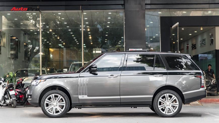 Range Rover Autobiography LWB Black Edition giá 8 tỷ - Giá của xe hiếm chỉ sản xuất 100 chiếc - Ảnh 3.