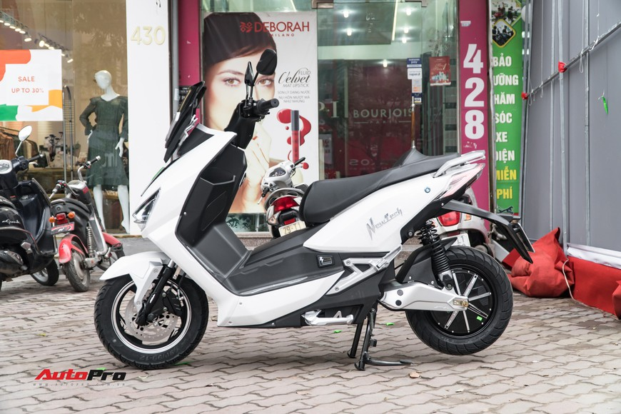 Đánh giá nhanh Pega NewTech - Zotye của làng xe máy Việt - Ảnh 5.