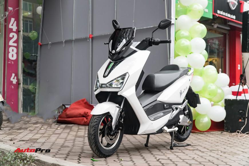 Đánh giá nhanh Pega NewTech - Zotye của làng xe máy Việt - Ảnh 1.