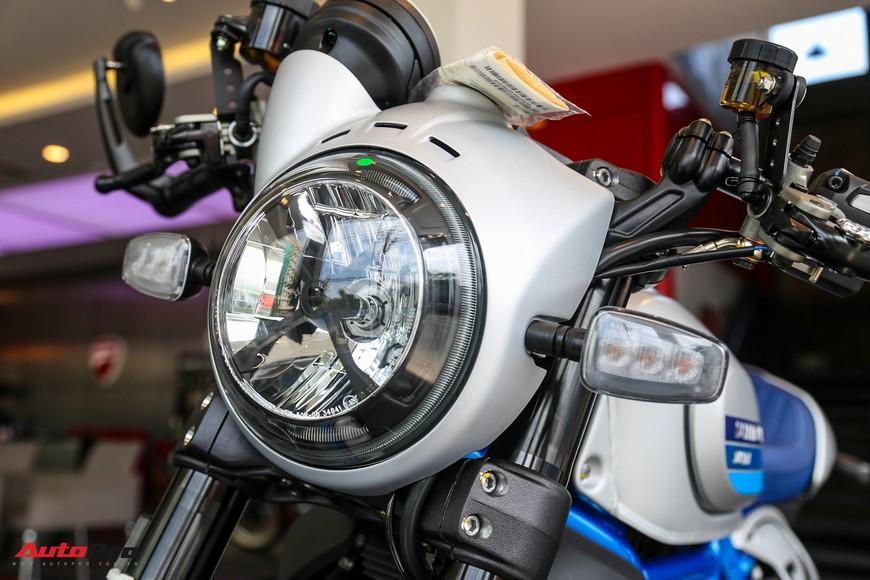 Ducati Scrambler Cafe Racer 2019 giá hơn 410 triệu đồng đầu tiên về Việt Nam - Ảnh 4.