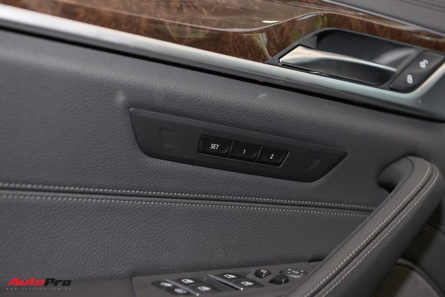Khám phá chi tiết BMW 5-Series đời mới vừa ra mắt tại Việt Nam, giao xe có thể sau Tết - Ảnh 6.