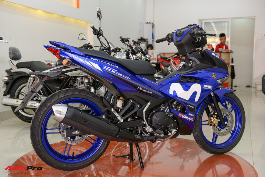 Yamaha Jupiter MX King 2019 - Exciter nhập khẩu đầu tiên về Việt Nam, giá 47 triệu đồng - Ảnh 7.