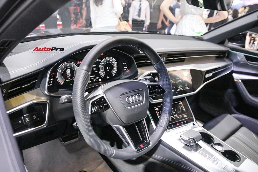 Khám phá Audi A6 thế hệ mới - Đối trọng của Mercedes-Benz E-Class và BMW 5-Series tại Việt Nam - Ảnh 8.