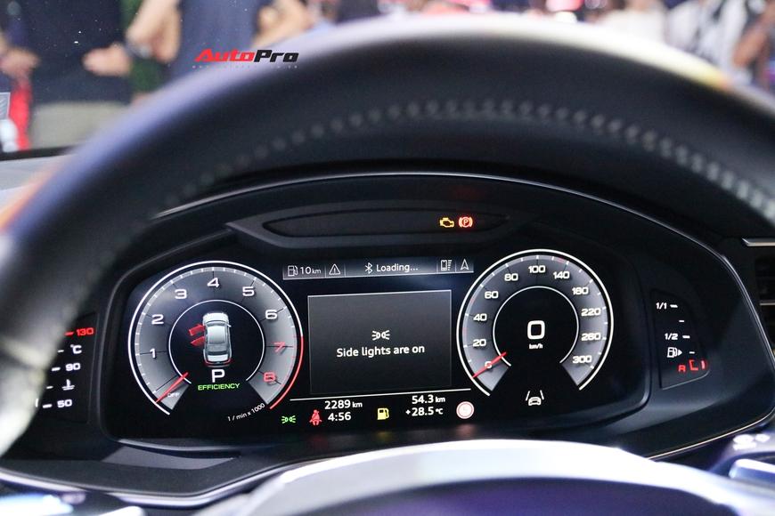 Khám phá Audi A6 thế hệ mới - Đối trọng của Mercedes-Benz E-Class và BMW 5-Series tại Việt Nam - Ảnh 9.