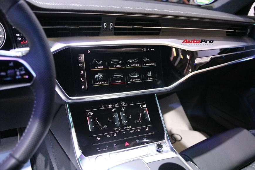 Khám phá Audi A6 thế hệ mới - Đối trọng của Mercedes-Benz E-Class và BMW 5-Series tại Việt Nam - Ảnh 10.