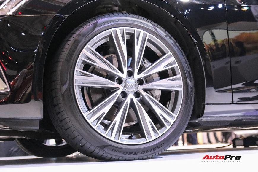 Khám phá Audi A6 thế hệ mới - Đối trọng của Mercedes-Benz E-Class và BMW 5-Series tại Việt Nam - Ảnh 5.