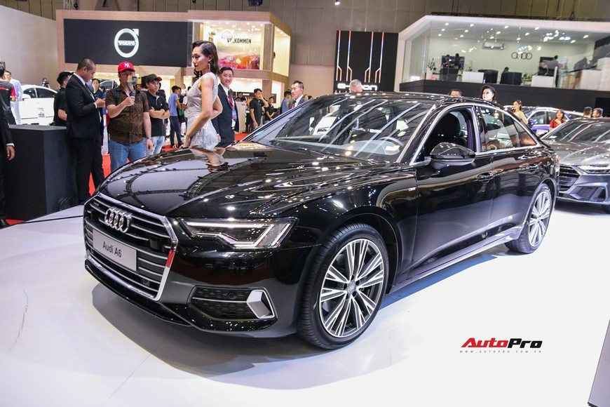 Khám phá Audi A6 thế hệ mới - Đối trọng của Mercedes-Benz E-Class và BMW 5-Series tại Việt Nam - Ảnh 1.