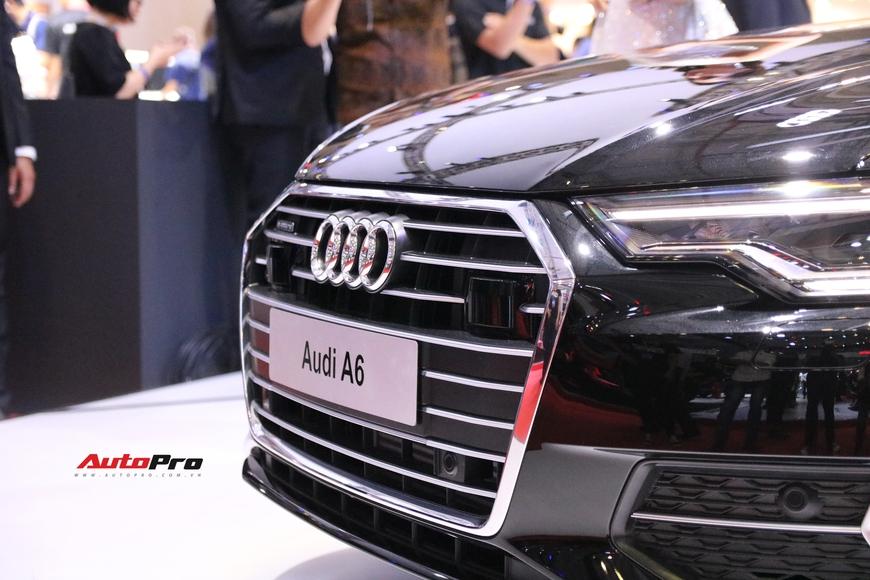 Khám phá Audi A6 thế hệ mới - Đối trọng của Mercedes-Benz E-Class và BMW 5-Series tại Việt Nam - Ảnh 3.