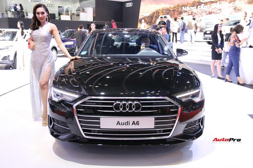 Khám phá Audi A6 thế hệ mới - Đối trọng của Mercedes-Benz E-Class và BMW 5-Series tại Việt Nam - Ảnh 2.