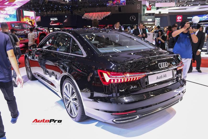 Khám phá Audi A6 thế hệ mới - Đối trọng của Mercedes-Benz E-Class và BMW 5-Series tại Việt Nam - Ảnh 6.