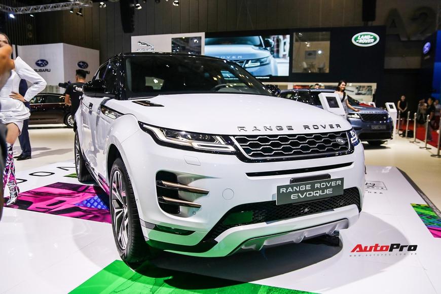 Cận cảnh Range Rover Evoque 2019 giá từ 3,53 tỷ đồng - SUV cho nhà giàu Việt - Ảnh 1.
