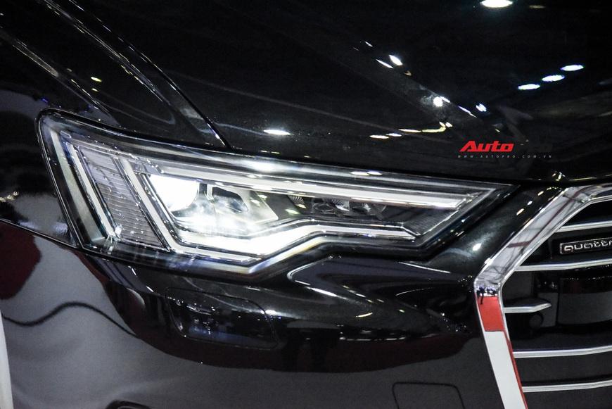 Khám phá Audi A6 thế hệ mới - Đối trọng của Mercedes-Benz E-Class và BMW 5-Series tại Việt Nam - Ảnh 4.