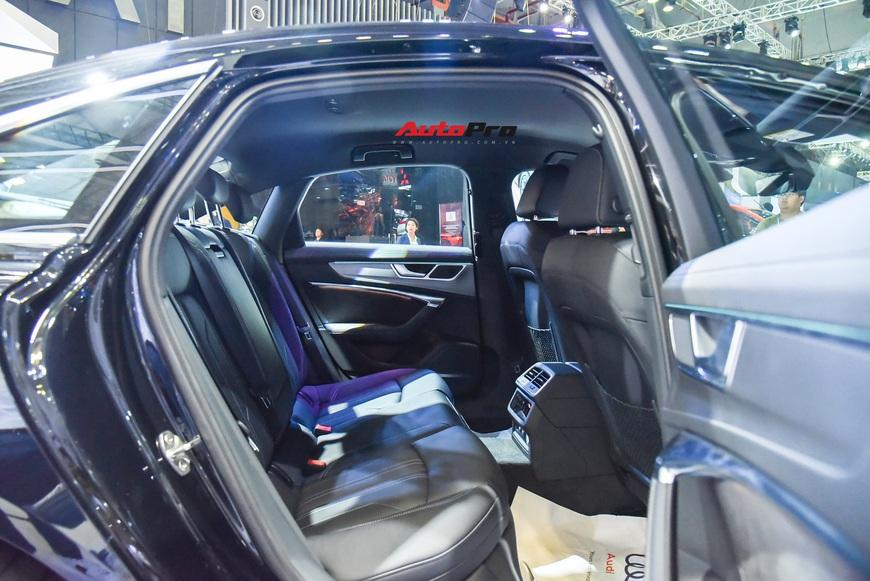 Khám phá Audi A6 thế hệ mới - Đối trọng của Mercedes-Benz E-Class và BMW 5-Series tại Việt Nam - Ảnh 11.