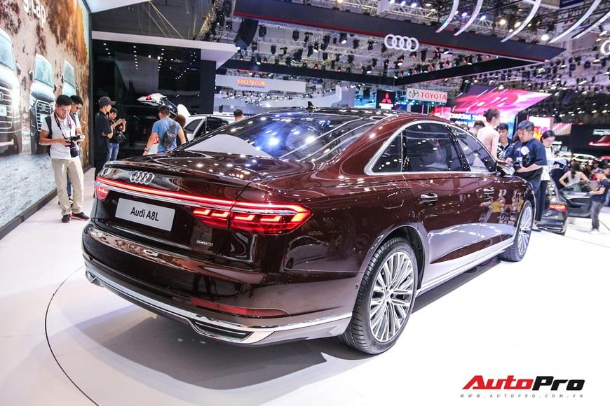 Tìm hiểu nhanh Audi A8L mới về Việt Nam - Quyết đấu BMW 7-Series và Mercedes-Benz S-Class - Ảnh 6.