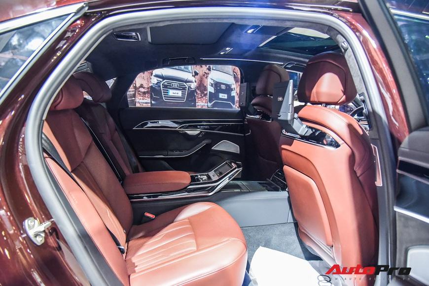 Tìm hiểu nhanh Audi A8L mới về Việt Nam - Quyết đấu BMW 7-Series và Mercedes-Benz S-Class - Ảnh 12.