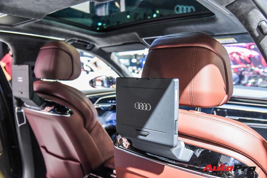 Tìm hiểu nhanh Audi A8L mới về Việt Nam - Quyết đấu BMW 7-Series và Mercedes-Benz S-Class - Ảnh 14.