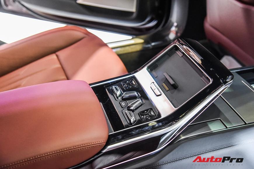 Tìm hiểu nhanh Audi A8L mới về Việt Nam - Quyết đấu BMW 7-Series và Mercedes-Benz S-Class - Ảnh 13.