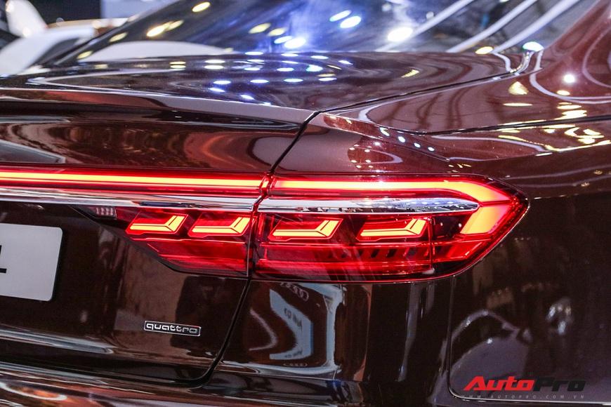 Tìm hiểu nhanh Audi A8L mới về Việt Nam - Quyết đấu BMW 7-Series và Mercedes-Benz S-Class - Ảnh 7.
