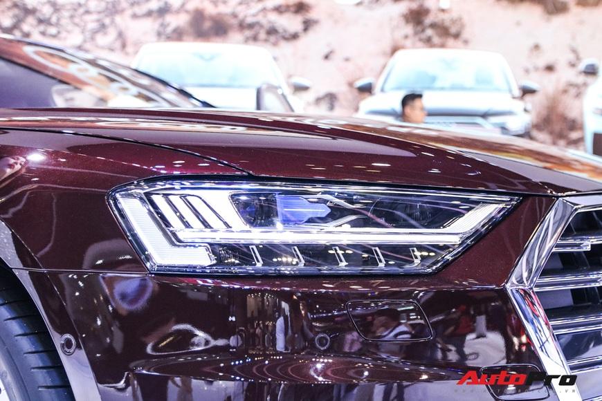 Tìm hiểu nhanh Audi A8L mới về Việt Nam - Quyết đấu BMW 7-Series và Mercedes-Benz S-Class - Ảnh 4.