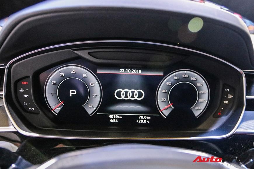 Tìm hiểu nhanh Audi A8L mới về Việt Nam - Quyết đấu BMW 7-Series và Mercedes-Benz S-Class - Ảnh 10.